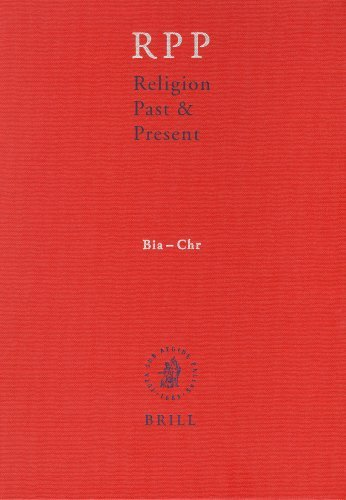 Encyclopedia of Theology and Religion: 2 (Religion Past and Present) by Hans Dieter Betz (2006-03-01)