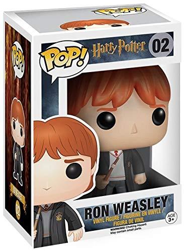 Harry Potter Ron Weasley 02 Figura de colección Standard