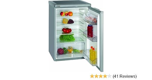 Kühlschrank Bomann Silber : Bomann vs 198 kühlschränke a 84.5 cm höhe 92 kwh jahr 130