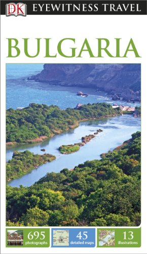 DK Eyewitness Travel Guide. Bulgaria