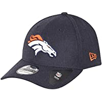 the best attitude 3d943 6b146 New Era 39Thirty Cap - NFL Denver Broncos heather navy