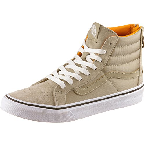 Vans Herren Sneaker Sk8-Hi Slim Zip Sneakers (Haut Top Zip)