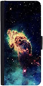 Snoogg Meteorite Space Designer Protective Phone Flip Case Cover For Apple Iphone 6