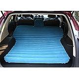 Car bed HUO SUV Luft Bett Multifunktionale Spleißen Aufblasbare Matratze Auto Bett Split Typ Outdoor Camping Angeln (Farbe : Blau)