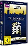 Yes Minister (Die komplette Serie) & Yes, Prime Minister (Staffel 1) (2 Serien in einer Box) (6 Disc Set)