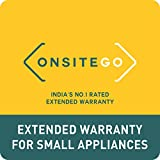 #1: OnsiteGo 1 year Extended Warranty for Small Appliances (Rs.0 to 5000)