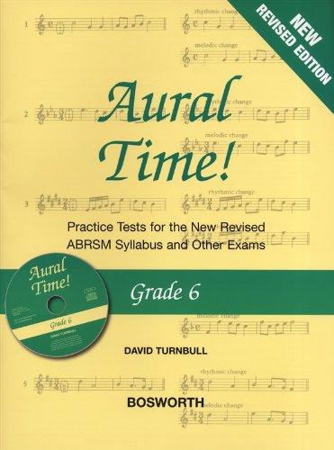 Aural Time Grade 6 Book & CD
