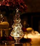 HAPPYMOOD Weihnachtsdekoratives Licht USB Niederspannungs-Weihnachtsform-romantische Innen- und im Freiendekorations-Lampe