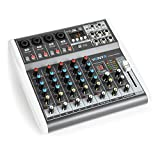 Vonyx VMM-K602 6-Kanal Music Mixer Bluetooth USB-Audio-Interface