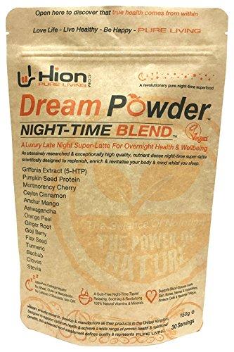 -40-off-rrp-dream-powder-pure-night-time-superfood-5htp-ashwagandha-montmorency-cherry-turmeric-more
