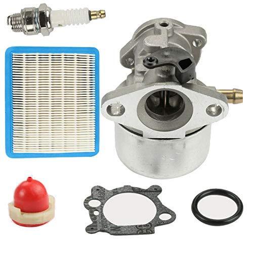 Chuancheng Vergaser für Briggs & Stratton 6150 4-7 PS Motor 650 Series Troy Bilt 6,5 PS