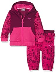 Puma minicat Juego Deporte Joven rosa rosa - Fuchsia Purple/Magenta Talla:62