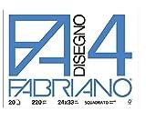 Fabriano 462059 Album da Disegno, 24 x 33 cm