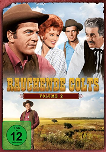 Rauchende Colts - Volume 2 [7 DVDs] (Rauchende Colts)
