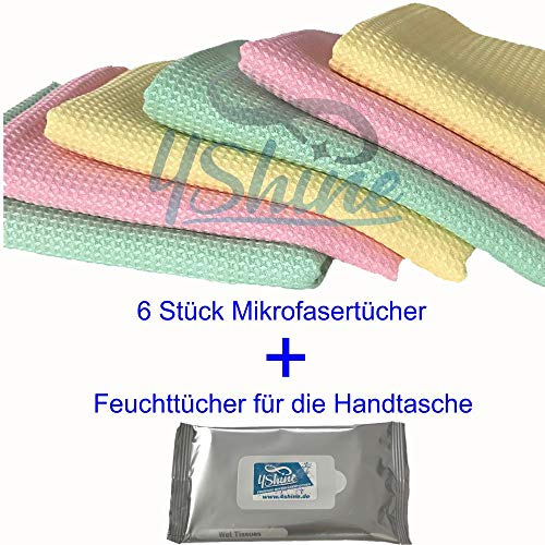 Feuchttücher in Germany