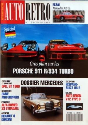 auto-retro-no-163-du-01-03-1994-gros-plans-sur-les-porsche-911-r-et-934-turbo-mercedes-300-sl-hispan