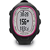 Garmin FR70 Fitness Watch with Heart-Rate Monitor (Pink)