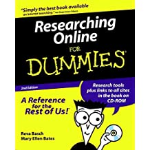 Researching Online For Dummies (For Dummies (Computers))
