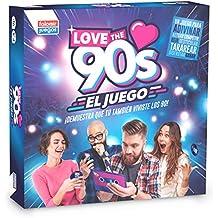 Falomir 90s Love The 90´S Juego de Mesa Color Azul ...