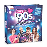 Falomir- 90ŽS Love The 90's, Juego de Mesa, Family & Friends, Color Azul, 27x27x6.5 (1)