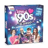 Falomir- 90ŽS Love The 90's, Juego de Mesa, Family & Friends, Color Azul, 27x27x6.5 (1)