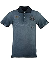 Geographical Norway Polo KILVENEC NAVY - S