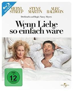 Wenn Liebe so einfach wäre - Steelbook [Blu-ray]