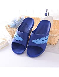 I bagni sono freschi in estate sandali donne pantofole ciabatte da bagno  interno coppie spessa vasca soft fondo di plastica uomini e e03eec17afd