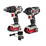 PORTER-CABLE PCCK602L2 20V MAX Lithium 2 Tool Combo Kit by PORTER-CABLE
