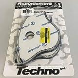 Respro Maskenfilter Techno schwarz schwarz L