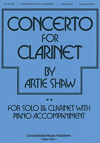 Artie Shaw - Concerto for Clarinet