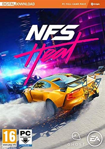 Need for Speed Heat (Esta caja contiene un código de descarga - Origin)