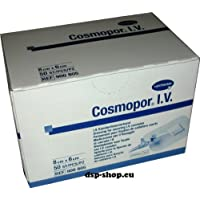 COSMOPOR i.v. Kanülenfixierverband 50 St Pflaster preisvergleich bei billige-tabletten.eu