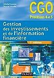 Image de Gestion des investissements et de l'information financière - 7e édition : Manuel (0 t. 1)