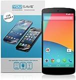 Yousave LG Nexus 5 Screen Protector 3 Pack