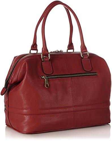 Cinque Sole Handtasche, Sacs portés main Rouge - Rot (burgundy 1700 1700)