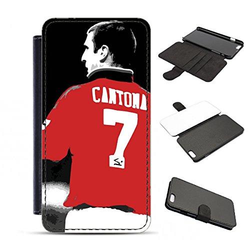 Leather Eric Cantona Pop Art Manchester United Man Utd iPhone Cover Case – iCaseCreatives (iPhone 5C)