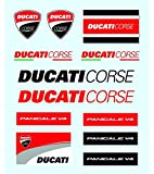 Ducati Stickers Big