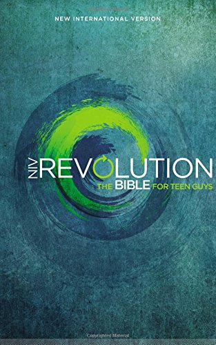 NIV Revolution The Bible for Teen Guys: New International Version