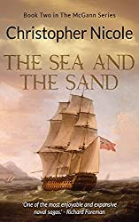 The Sea and the Sand (McGann saga Book 2)