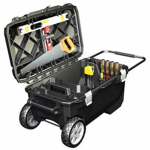 PrintGreen! Universelle Werkzeugbox Stanley Fatmax für Messebau, Heimwerker, Handwerker uvm.