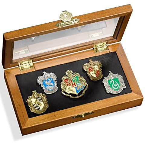 Harry Potter - Pin`s des Maisons de (Scuola Di Hogwarts Serpeverde Casa)