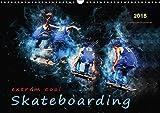Skateboarding - extrem cool (Wandkalender 2018 DIN A3 quer): Skateboarding, Trendsportart mit Kultstatus. (Monatskalender, 14 Seiten ) (CALVENDO Sport) [Kalender] [Apr 01, 2017] Roder, Peter