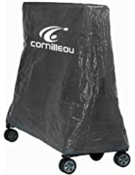 Cornilleau - Housse De Table De Ping Pong Tennis De Table Sport - Couleur : Gris
