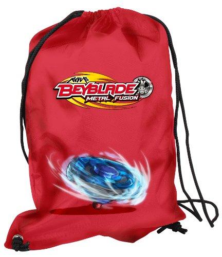 Imagen principal de Beyblade - 07051156 - Escuela - bolsa de deporte - Let It Rip - Rojo - 38 cm [Importado de Francia]