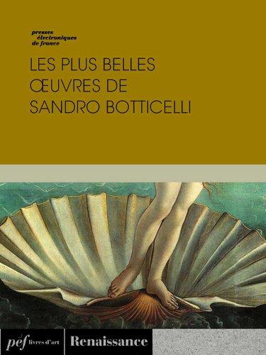 Les plus belles œuvres de Botticelli por Botticelli
