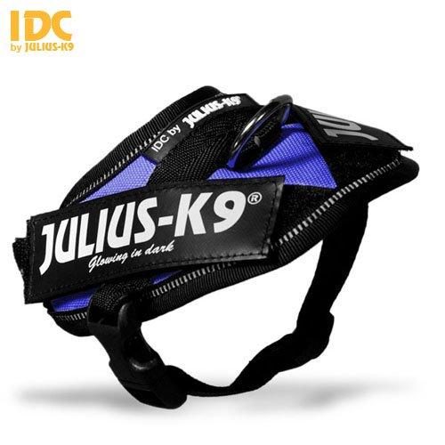 Julius K9 16IDC-M-B1 IDC-Powergeschirr mit Logofeld,Baby 1, Woodland
