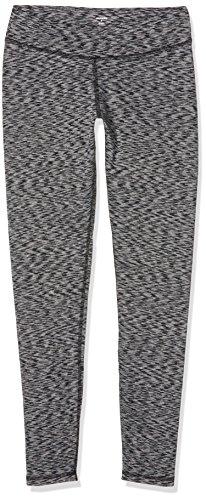 Marika Femme Femme Fitness: Space Dye Ponte/Legging Collant Noir 001