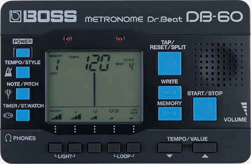Boss DB-60 Dr. Beat - Metronom