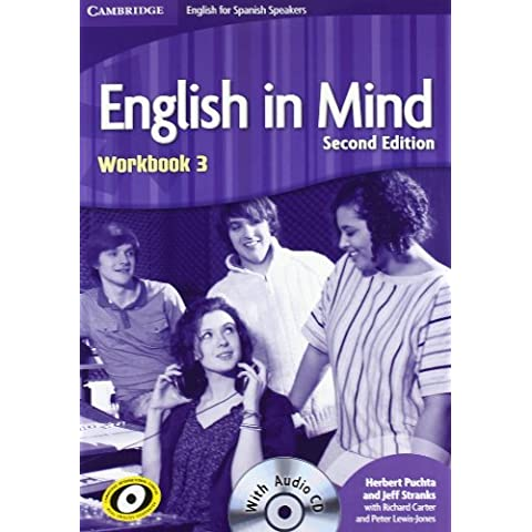 English in Mind for Spanish Speakers  3 Workbook with Audio CD